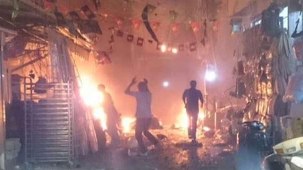 Double attentat-suicide dans la banlieue-sud de Beyrouth