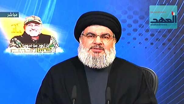 Sayed Hassan Nasrallah: 'La bataille d'Alep est stratégique. Nous allons accroitre notre présence'