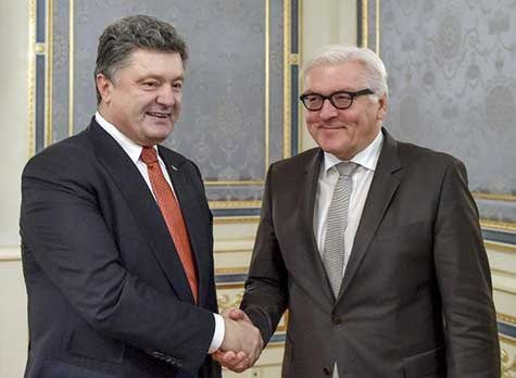 Ukraine: Obama interdit tout commerce avec la Crimée, les efforts de paix s'enlisent.