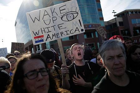 Le «Printemps noir» frappe aux portes des Etats-Unis