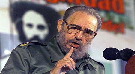 Fidel Castro assure ne pas faire confiance aux États-Unis