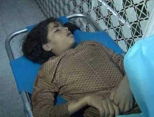 «La fermeté» des Al-Saoud contre les enfants du Yémen.