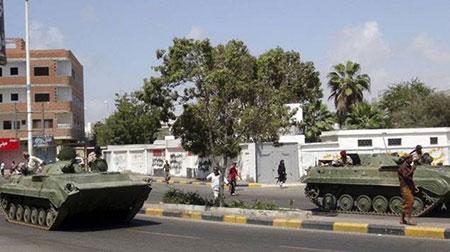 Yémen: l'armée et les Houthis prennent le palais présidentiel à Aden.