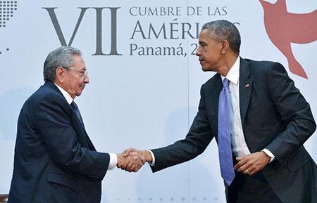 Obama souhaite retirer Cuba de la liste noire américaine, La Havane salue.