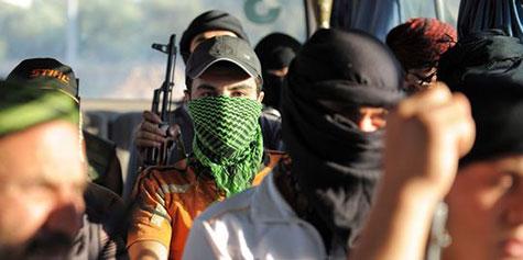 1.450 Français partis en Syrie pour rejoindre les extrémistes, selon la Commission européenne.
