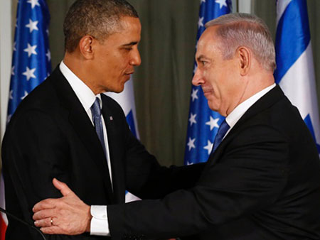 Obama dit qu'un «Israël» affaibli serait un «échec» de sa présidence.