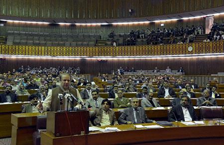 Offensive contre le Yémen: le parlement du Pakistan rejette la demande de Riyad.