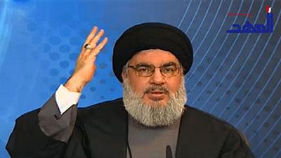 Sayed Nasrallah va s'exprimer vendredi le 17 avril.