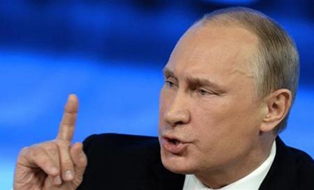 Poutine accuse les Etats-Unis de contacts directs avec les rebelles du Caucase