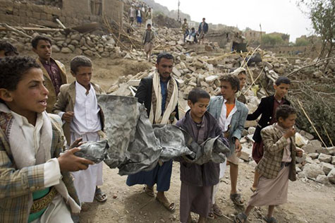 Yémen: l'Iran appelle au «dialogue immédiat» entre les belligérants.