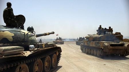 L'offensive terroriste s'essouffle, l'armée syrienne contre-attaque