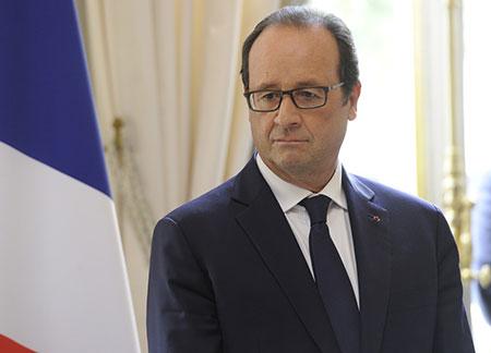 Trois ans de Hollande à l'Elysée: bilan négatif pour 81% des Français.