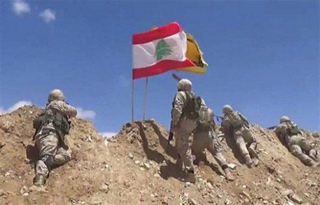 Qalamoune: le Hezbollah brise le rêve de l'émirat takfiriste.