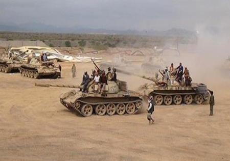 Le mont saoudien Al-Radif sous le contrôle de l'armée yéménite et les Comités populaires