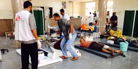 Yémen: La santé et la vie de millions de gens menacée, selon l'OMS.