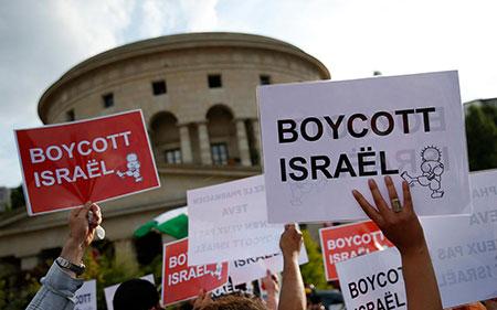 USA: le Congrès vote une loi pour enrayer le boycott contre «Israël».