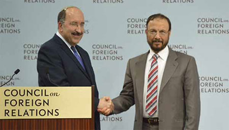 Ayant «des intérêts communs», Israéliens et Saoudiens se rencontre.