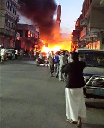 31 martyrs dans des attentats contre des mosquées à Sanaa