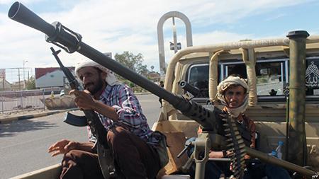 Yémen: deux nouvelles bases militaires saoudiennes tombent