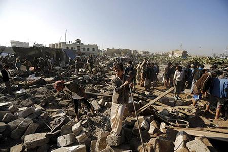 Yémen: 80% de la population touchée par la guerre
