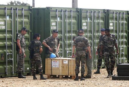 France: des explosifs et des détonateurs volés dans un site militaire.