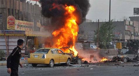 Irak: au moins 90 martyrs dans une attaque à la voiture piégée revendiquée par «Daech».