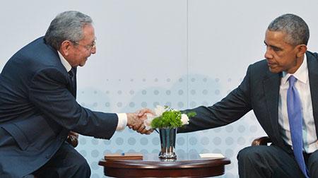 Accord entre Washington et La Havane pour la réouverture d'ambassades.