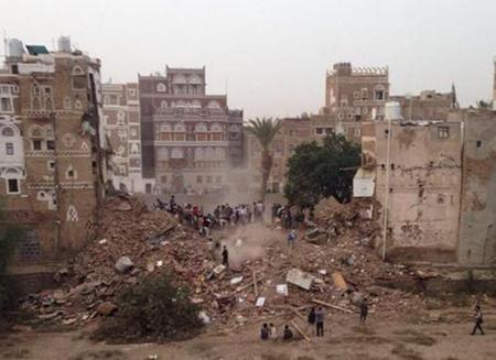 Sanaa et Shibam au patrimoine en péril de l'Unesco
