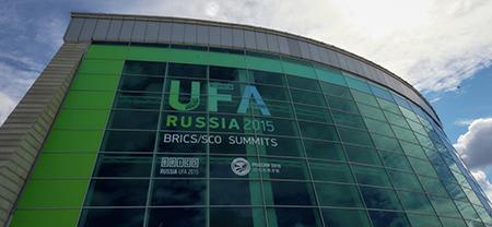 Coup d'envoi des sommets des BRICS et de l'OCS à Ufa