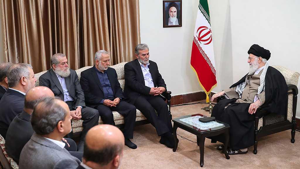Sayed Khamenei: La victoire finale appartiendra au peuple palestinien