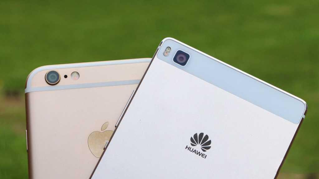 Apple et Huawei au cœur de la guerre commerciale entre les Etats-Unis et la Chine