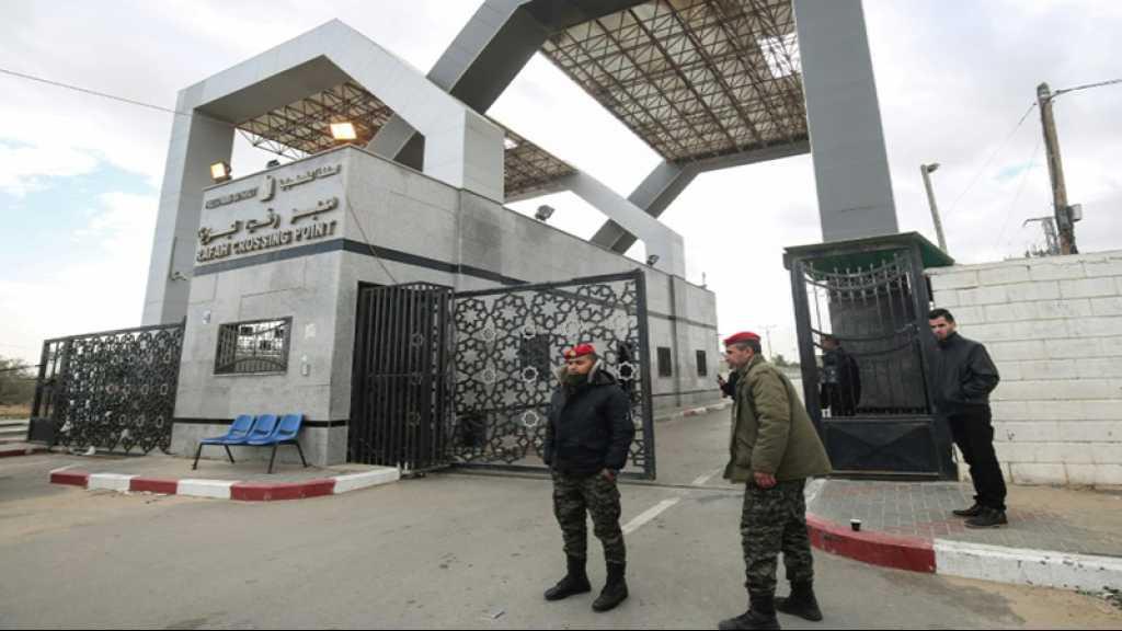L'Egypte rouvrira la frontière avec Gaza, dit le Hamas