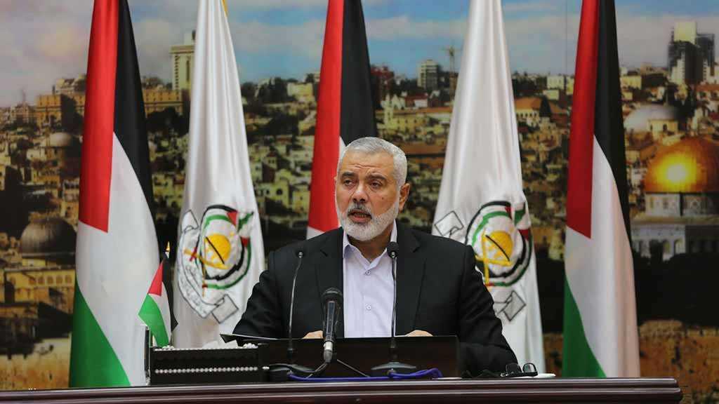 Le chef du Hamas met en garde «Israël» contre des «aventures» militaires pré-electorales