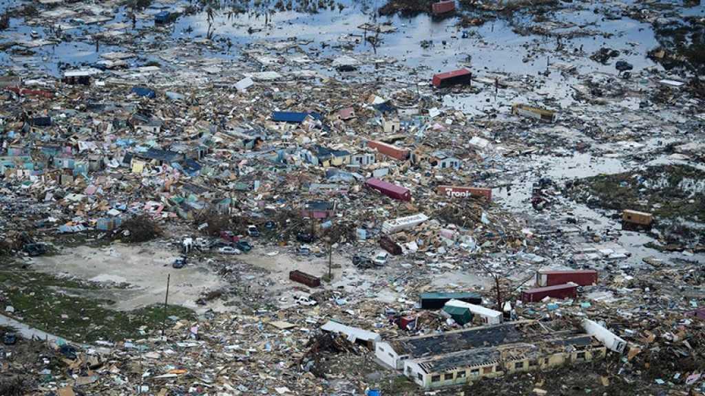 Ouragan Dorian: les Bahamas craignent un bilan «épouvantable»