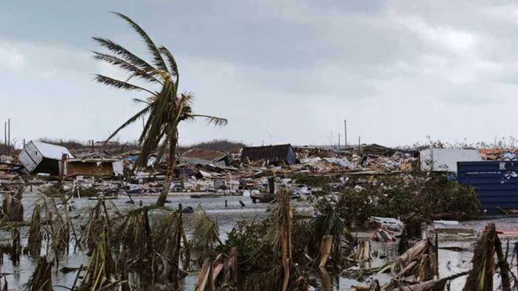 Bahamas : 2500 personnes encore portées disparues après Dorian