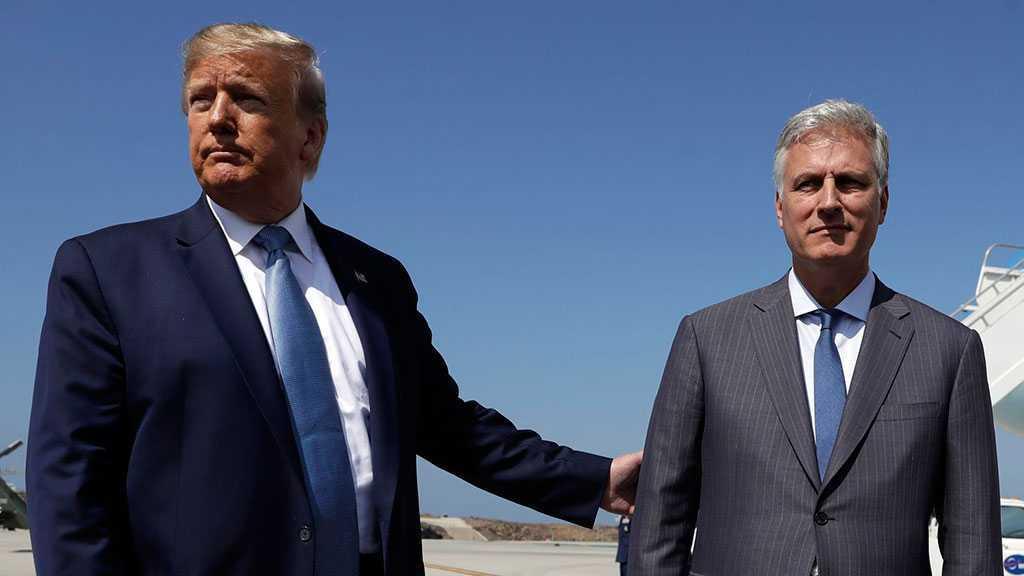 Trump nomme Robert O'Brien conseiller à la sécurité nationale