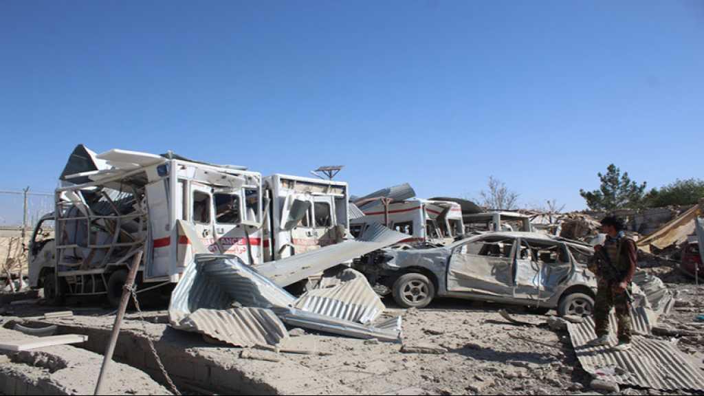 Afghanistan: 15 morts, un hôpital détruit dans un nouvel attentat des talibans