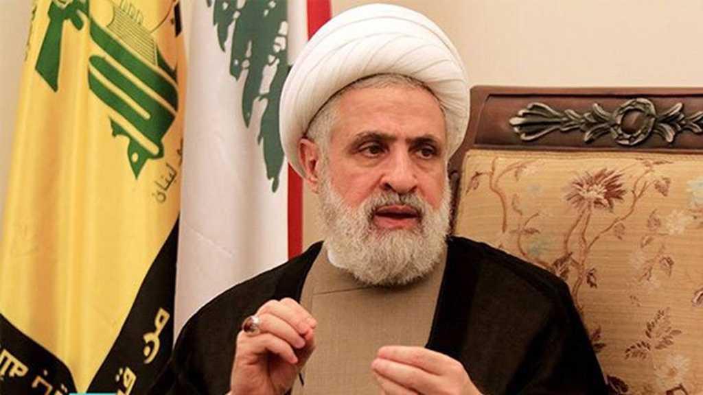 Cheikh Kassem: Les sanctions américaines n'affecteront point le Hezbollah