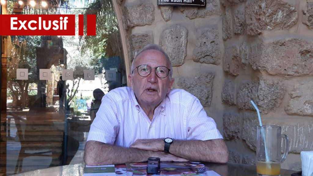 Le penseur juif Jacob Cohenà AlAhed : Il faut combattre le «régime sioniste» dans ses allégations de légitimité