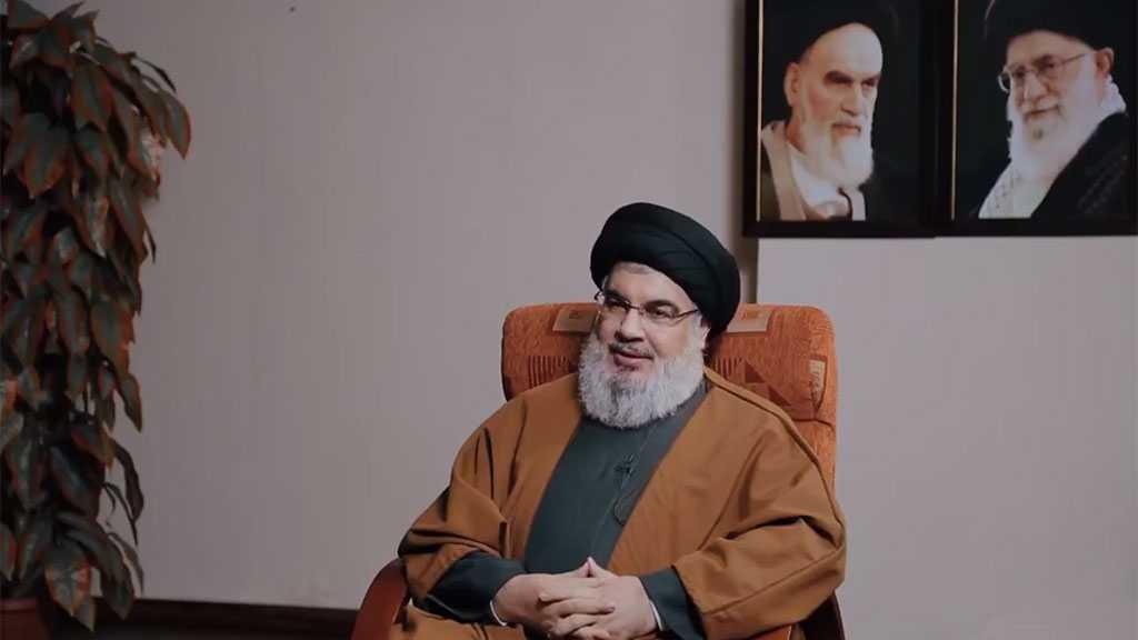 Sayed Nasrallah: «Israël» souffre de failles graves qui causeront sa disparition