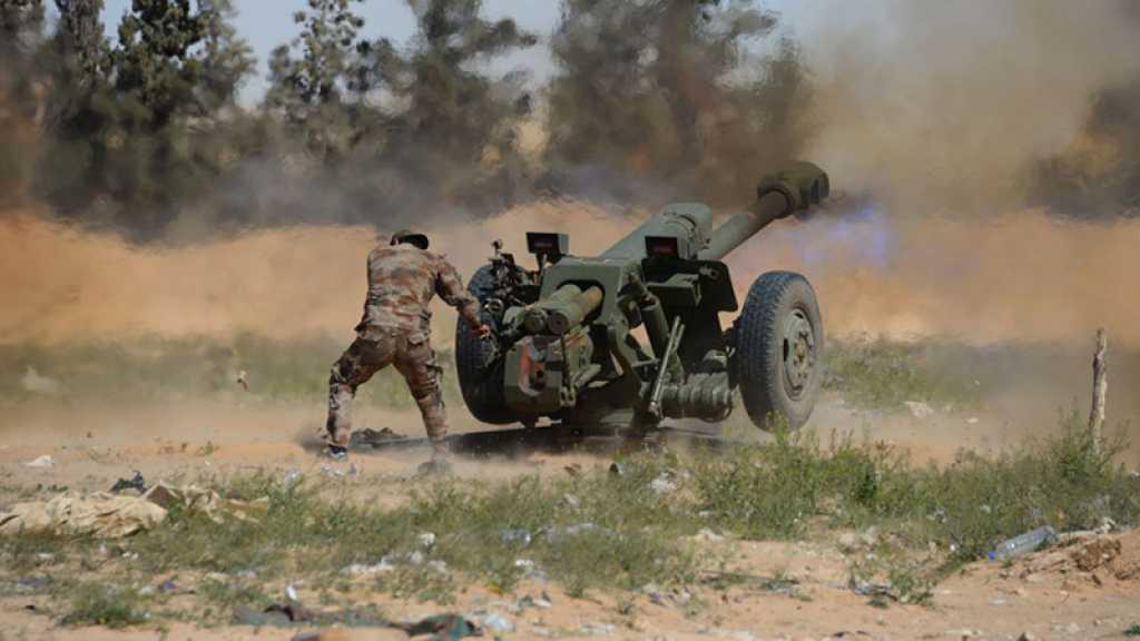 Les forces syriennes frappent les terroristes à Idleb et Hama