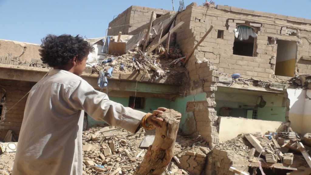 Nouveau massacre saoudien au Yémen : 16 martyrs dont 7 enfants dans la province de Daleh