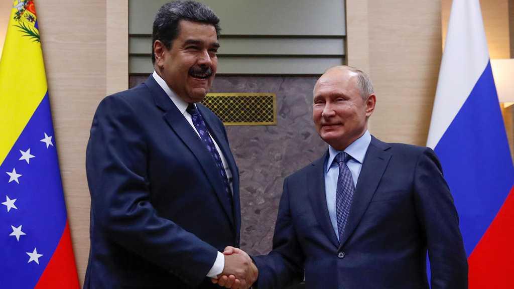 Poutine recevra Maduro mercredi au Kremlin