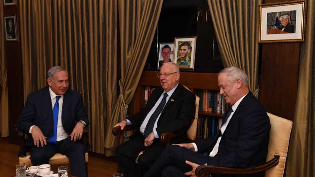 Netanyahu chargé de former le prochain gouvernement… Gantz refuse de le rejoindre