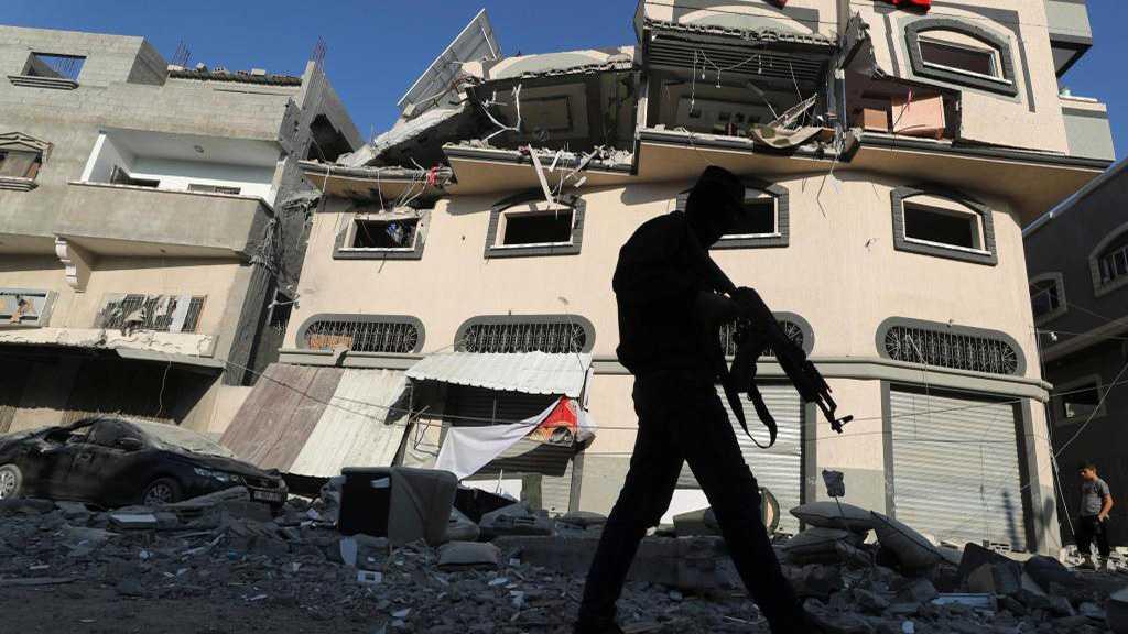 Gaza: «Israël» vise des positions du Hamas, une brèche dans la trêve