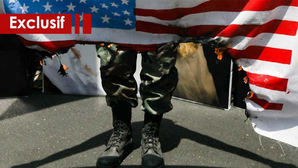 Du retrait américain de l'accord nucléaire au soulèvement du peuple iranien