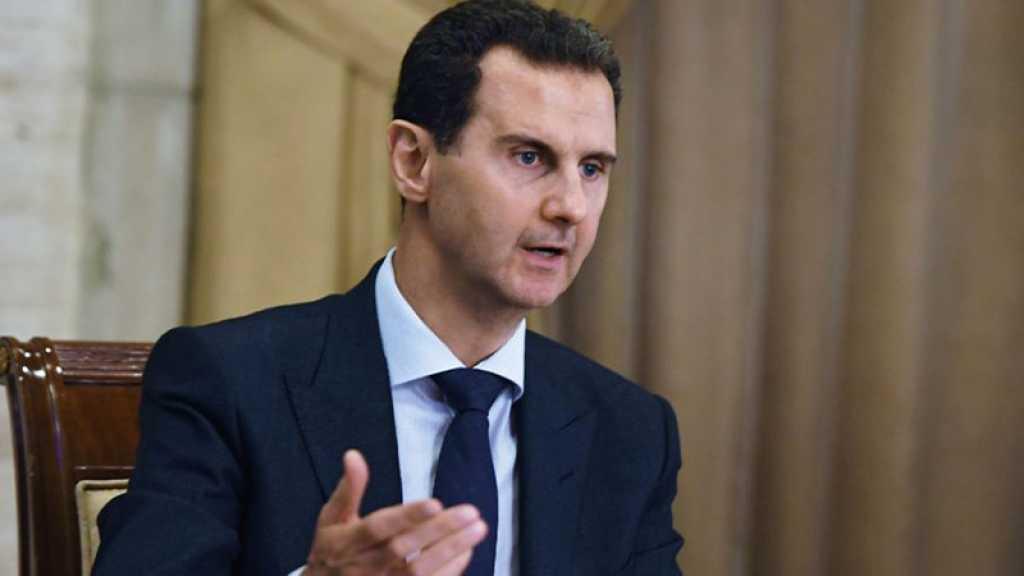 Assad qualifie de «forme de terrorisme» la présence de forces françaises en Syrie