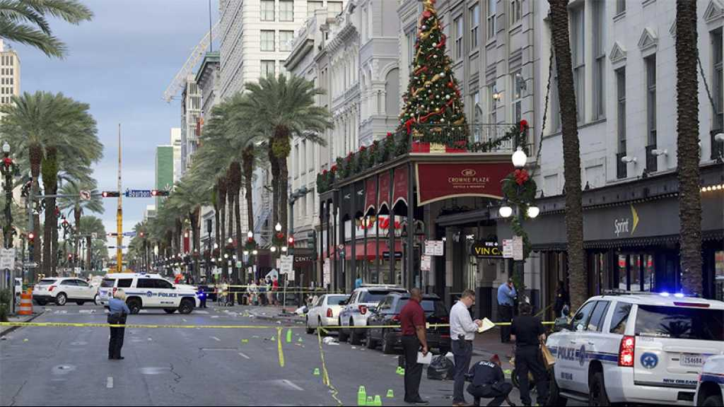 USA: dix blessés lors d'une fusillade à La Nouvelle-Orléans