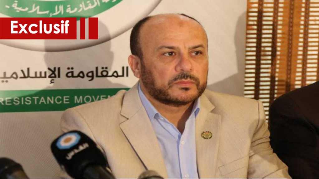 Le représentant du Hamas au Liban: Sans le martyr Soleimani, la résistance palestinienne n'aurait pu instaurer l'équation de la terreur face à l'ennemi