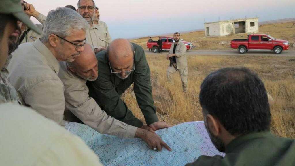 L'Iran est en Syrie pour y rester et Damas s'occupera d'«Israël» en temps et lieu